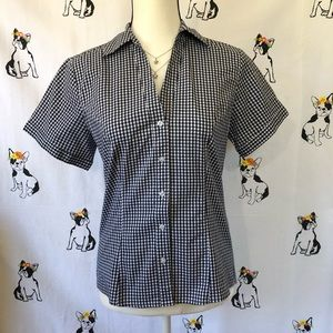 Gingham Lee Button Down